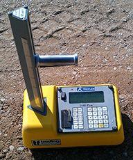 Isotop sonde compressor til geoteknisk analyse.